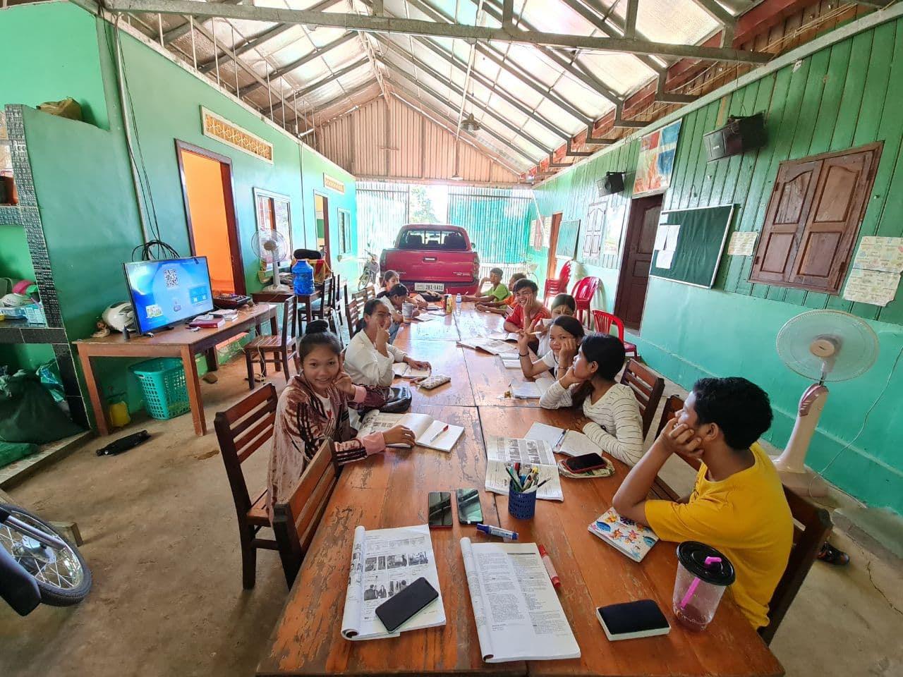 Cambodia child development centre